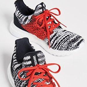 MISSONI Adidas Ultraboost Black White Sneakers